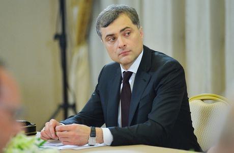 Песков: заявления Суркова — это частное мнение гражданина России