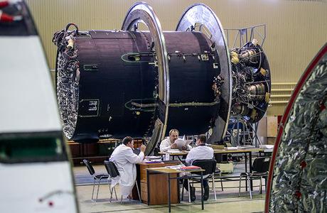 «Роскосмос» объяснил высокую стоимость ракеты-носителя тяжелого класса «Ангара»