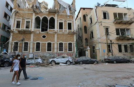 Опасное удобрение. Взрыв аммиачной селитры в Бейруте разрушил почти половину города