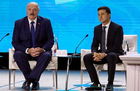 Лукашенко и Зеленский обсудили экстрадицию задержанных под Минском россиян