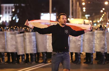 Выборы и задержания в Белоруссии: день второй