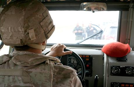 ДТП в Сирии: рядовой инцидент или серьезная провокация?