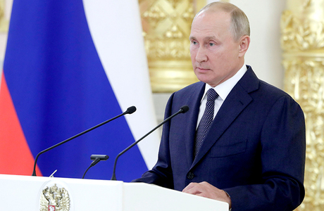 Путин высказался о налогах, вакцине и маткапитале