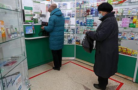 В регионах из аптек исчезают противовирусные препараты и антибиотики