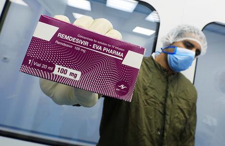 ВОЗ рекомендует не использовать ремдесивир для лечения пациентов с коронавирусом в больницах