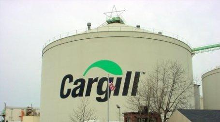 Предприятие Cargill в США. Фото: Wiki