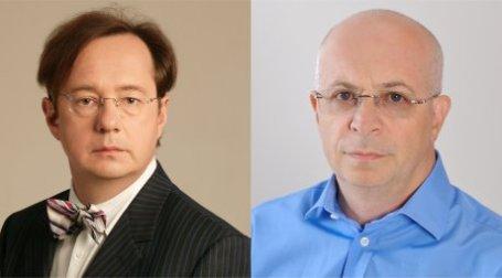 Валерий Каргин и Виктор Красовицкий