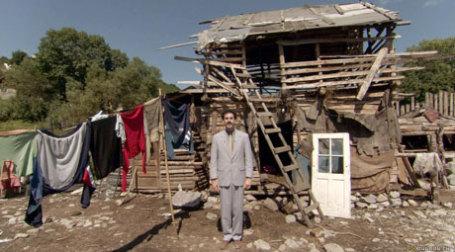 Кадр из фильма «Борат»