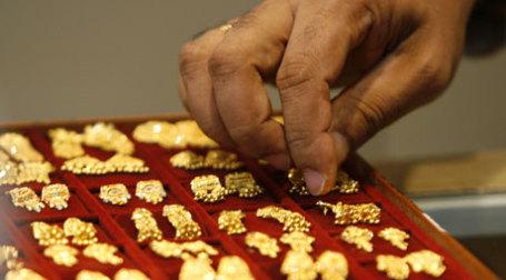 Витрина с украшениями. Фото: REUTERS