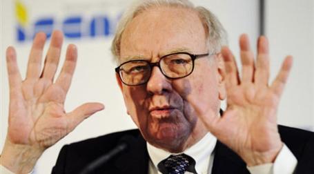 Уоррен Баффет, миллиардер. Фото: AFP