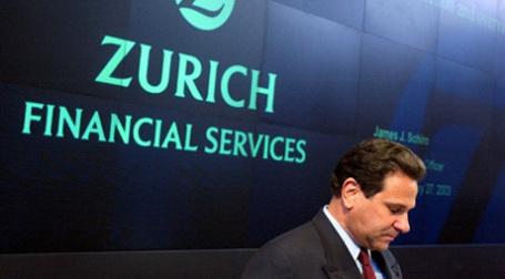 Zurich Financial Services теперь владеет 100% «Цюрих. Ритейл». Фото: AFP