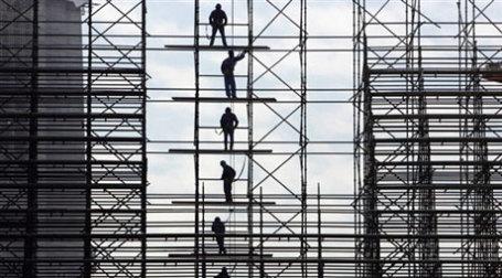 Строительство в ОАЭ. Фото: AFP