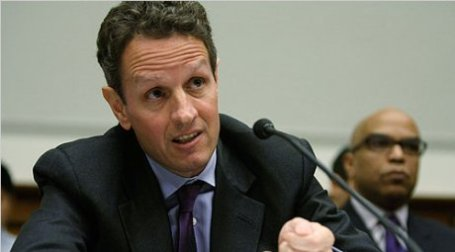 Тимоти Гайтнер назван следующим министром финансов США. Фото Reuters