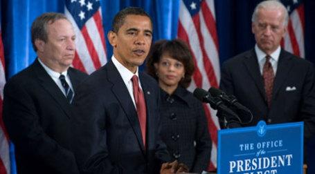 Представлена будущая команда администрации США. Фото: AFP