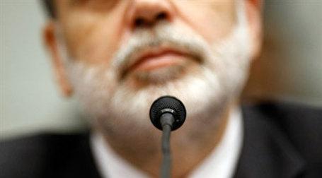 Бену Бернанке есть над чем задуматься. Фото: AFP