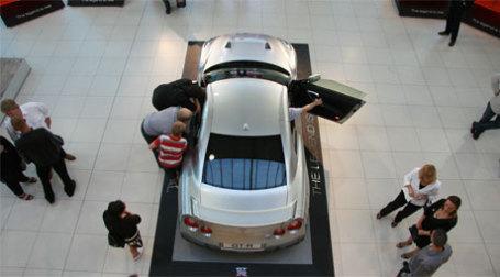 Nissan отказывается от участия в выставках. Фото: Walter Vandenhoute/flickr.com