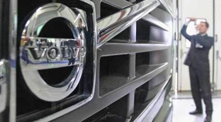 Volvo. Фото: Интерпресс / PhotoXPress