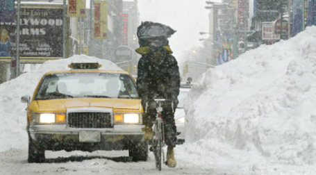 Власти призывают американцев пересесть на велосипеды. Фото: REUTERS