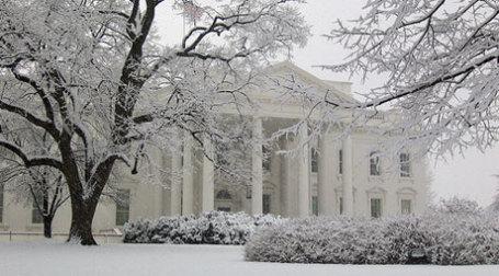 Резиденция президентов США. Фото: little-wings/flickr.com