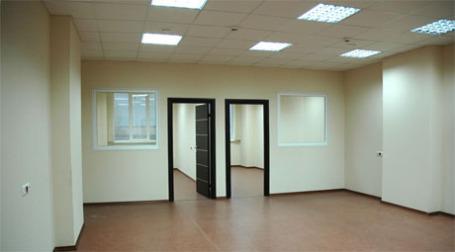 Недорогая отделка офиса и привлечение арендаторов бизнес центры аренда офиса 12 кв.м от собств