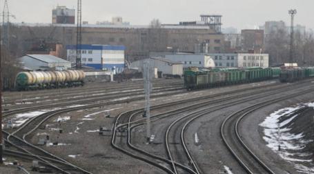 Объем железнодорожных перевозок снизился. Фото: Александр Беленький/BFM.ru