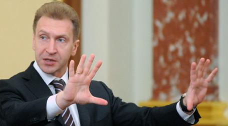Игорь Шувалов. Фото: ИТАР-ТАСС
