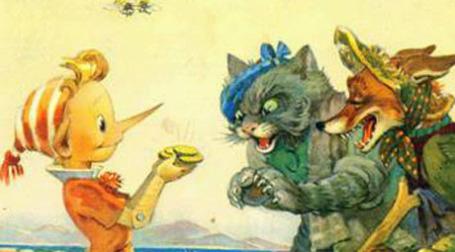 Иллюстрация Леонида Владимирского к рассказу