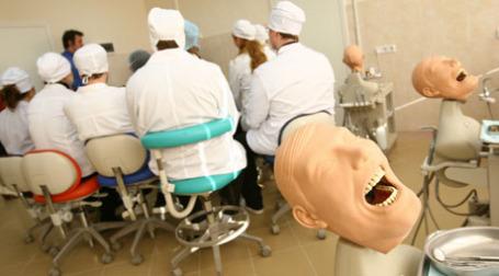 Врачи-стоматологи. Фото: ИТАР-ТАСС