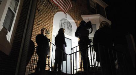 Арест ФБР Алена Стэнфорда. Фото: Reuters
