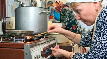 Коммунальные квартиры сокращают потребление газа. Фото: ИТАР-ТАСС