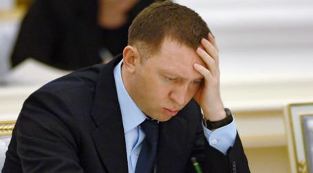 Олег Дерипаска. Фото: ИТАР-ТАСС