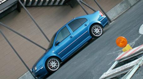 Volkswagen Jetta. Фото: dragtimes.com