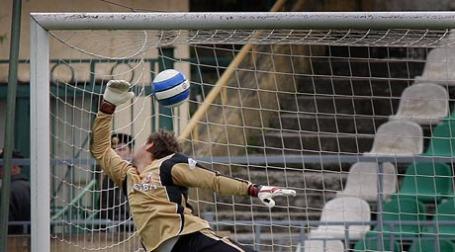 Мяч пропущен. Фото: ИТАР-ТАСС