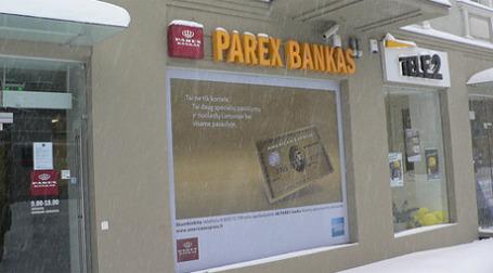 Отделение Parex banka. Фото: Jurate Varnele/flickr.com