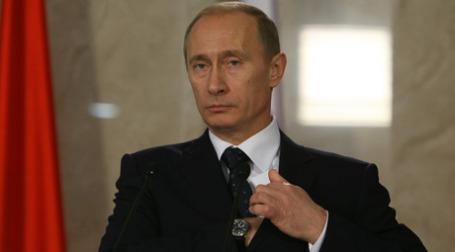 Владимир Путин. Фото: BFM.ru