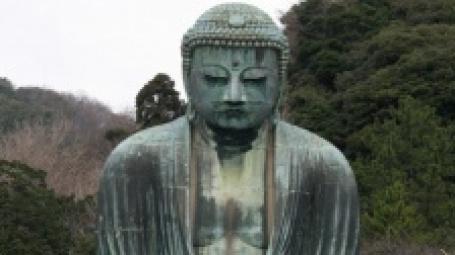 Статуя Будды в Камакуре, Япония. Фото: Tim Herrick/flickr.com