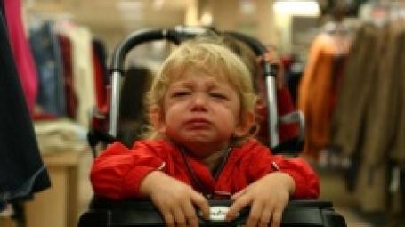 Плачущий ребенок. Фото: emily/flickr.com