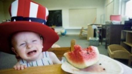 Плачущий ребенок. Фото: tree hensdill/flickr.com