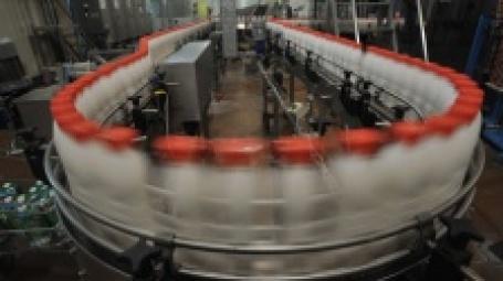 Молочные продукты — один из видов товаров, которые перспективно продавать в сегменте СТМ. Фото: Митя Алешковский/BFM.ru