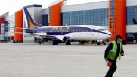 Терминал аэропорта Храброво в Калининграде теперь будет под присмотром транспортной прокуратуры. Фото: ИТАР-ТАСС