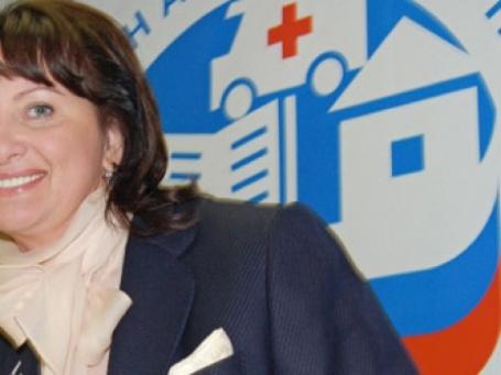 Елена Скрынник. Фото: РИА НОВОСТИ
