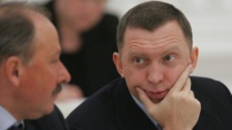 Владимир Дмитриев и Олег Дерипаска. Фото: PhotoXPress