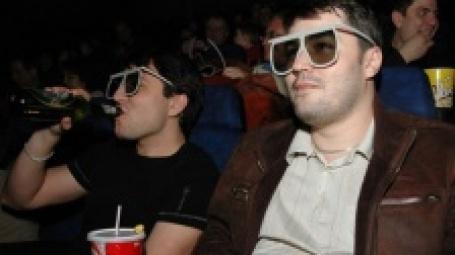 Зрители в кинозале. Фото: ИТАР-ТАСС