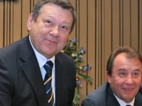 Валерий Сердюков и Александр Яковлев. Фото: ИТАР-ТАСС