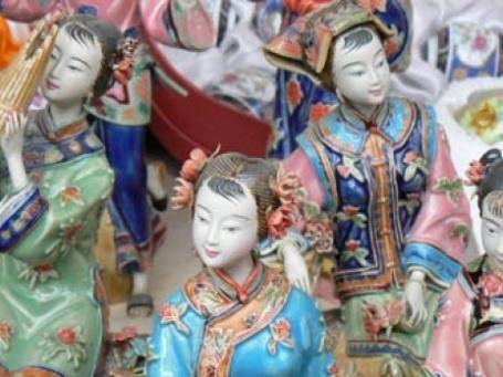 Китайские куклы. Фото: Marc Bro/flickr.com