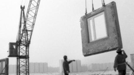 Строительство новых домов. Фото: РИА НОВОСТИ