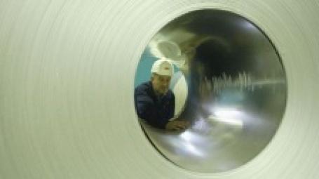 Металлургический комбинат, готовая продукция. Фото: PhotoXPress