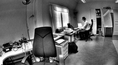 В 2009 году офисные кресла более чем 300 московских PR-менеджеров опустели. Фото: Ville Miettinen/flickr.com