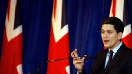Дэвид Милибанд. Фото: AFP