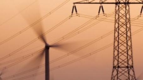Ветряные турбины. Фото: AFP